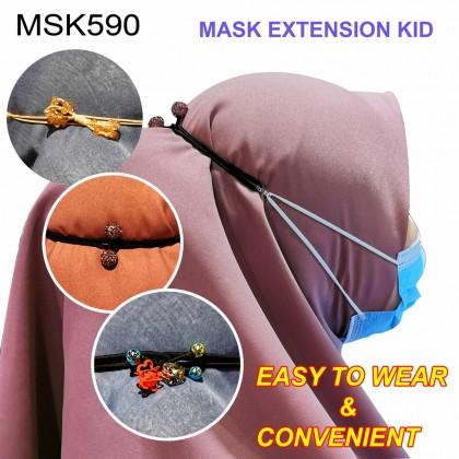MASK EXTENSION KID (AKSESORI MEMANJANGKAN MASK)