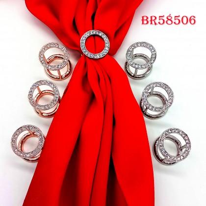 BROOCH RING / CINCIN TUDUNG BAWAL